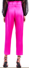 Amanda Uprichard Lexie Pant in Hot Pink