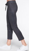 Pam & Gela Treed Crop Trackpant | 4sisters1closet