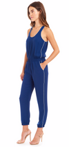 Amanda Uprichard Beacon Jumpsuit | 4sisters1closet