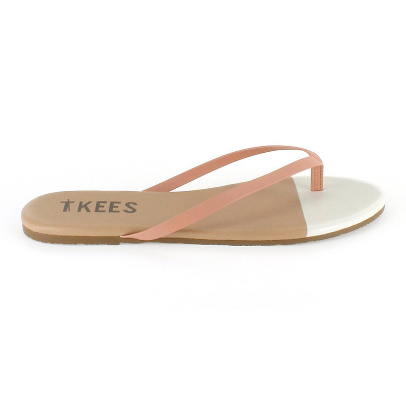 Tkees French Tips Ivory Sand