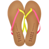 Tkees Mixed Palette Pink Citrus