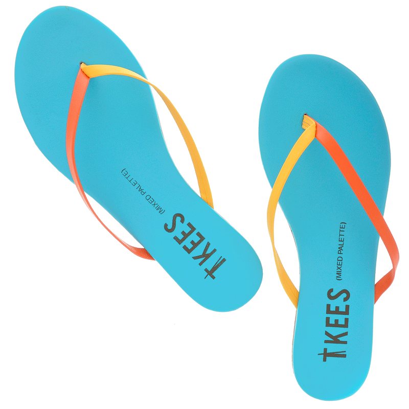 Tkees Mixed Palette Skyburst