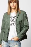 Zadig & Voltaire Virginia Grunge Jacket | 4sisters1closet