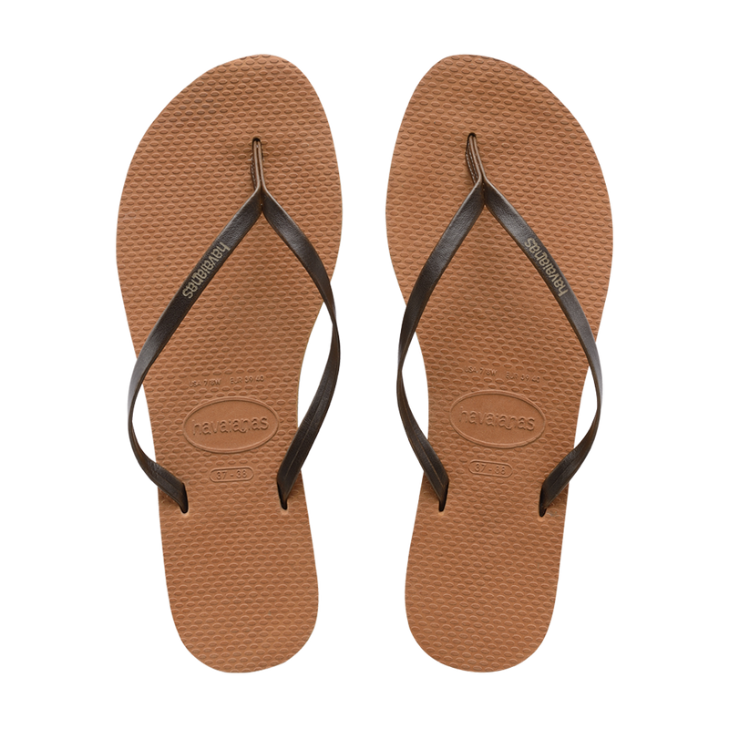 Havaianas You Sandal in Copper