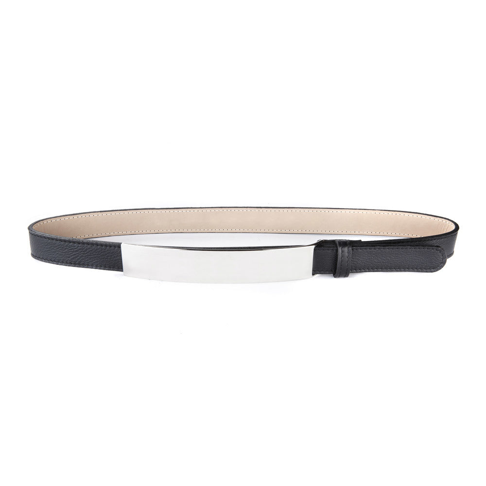 Brave Carine Metallic Belt