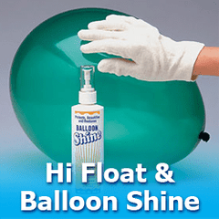 Hi Float & Balloon Shine