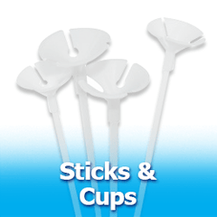 Sticks & Cups