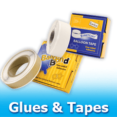 Glues & Tapes