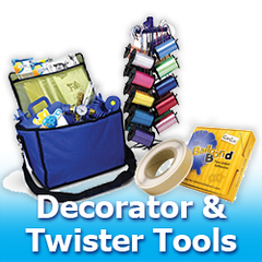 Decorator and Twister Tools