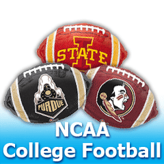 NCAA - College Football Balloons