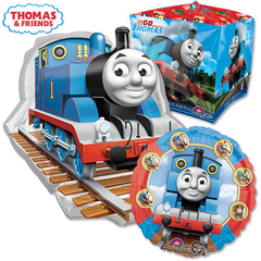 Thomas The Tank Balloons
