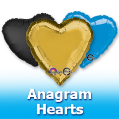 Anagram Hearts