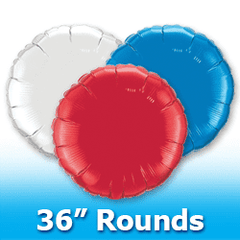 "36"" Rounds - Solid Colors"