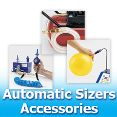 Balloon Automatic Sizers Accessories