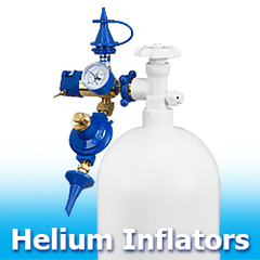 Balloon Helium Inflators