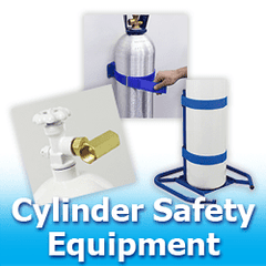 Balloon Cylinder Safety Equipment