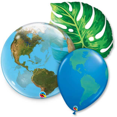 Earth Day Balloons