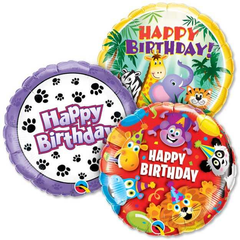 Happy Birthday - Children's Balloons
