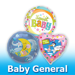 Baby General Balloons