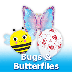 Bugs and Butterflies Balloons