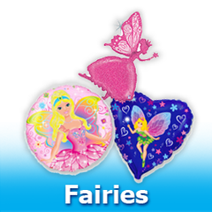 Fairies Balloons