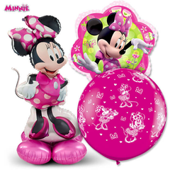 Disney Minnie Mouse Balloons
