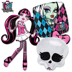 Monster High & Ever After High Balloons