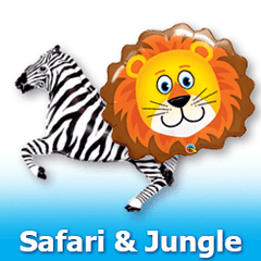 Safari & Jungle Balloons