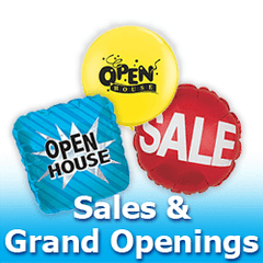 Sale & Grand Openings Balloons