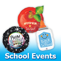 School Events Balloons