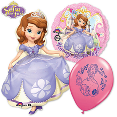 Sofia the First Balloons