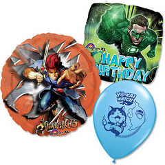 Super Hero General Balloons