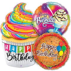 Happy Birthday - Food Related