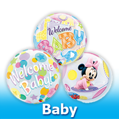 Bubbles Baby Balloons
