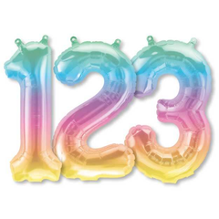 Small Numbers - Jelli  Balloons