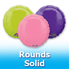 "18"" Rounds - Solid Colors"