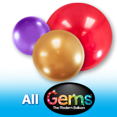All GEMS Balloons