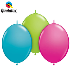 "12"" Quick Links Latex Balloons"