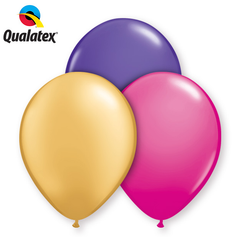 "Qualatex 16"" - Round Latex Balloons"