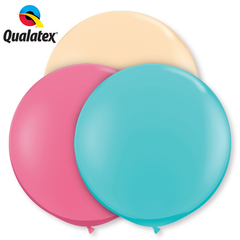 "Qualatex 36"" - Round Latex Balloons"