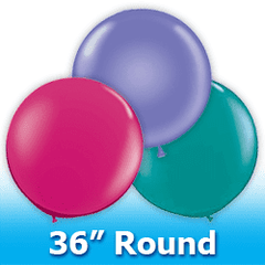 "36"" - Round  Latex Balloons"