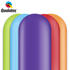 Qualatex 646Q - Entertainer Latex Balloons