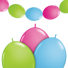 Latex Linking Balloons