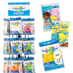 Retail Packs Latex Balloons