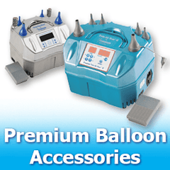Premium Balloon Accessories Inflators