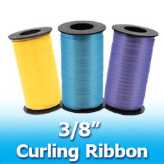 "3/8"" Curling Ribbon"