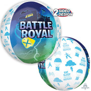 16″ BATTLE ROYAL ORBZ
