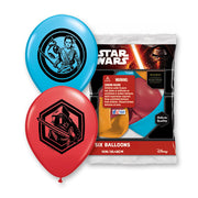 "12"" STAR WARS THE FORCE AWAKENDS (6 PK)"