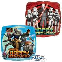 18″ STAR WARS REBELS HAPPY BIRTHDAY
