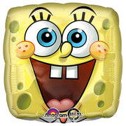 18″ SPONGEBOB SQUARE FACE